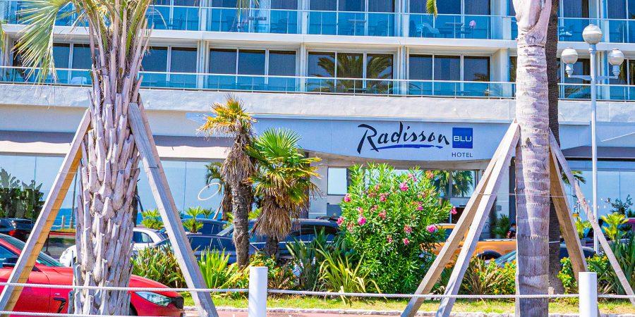 Radisson blu hotel bruno persico photographe videaste nice